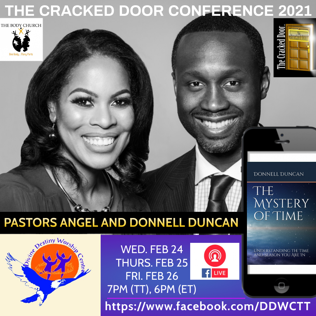 The Cracked Door Conference 2021