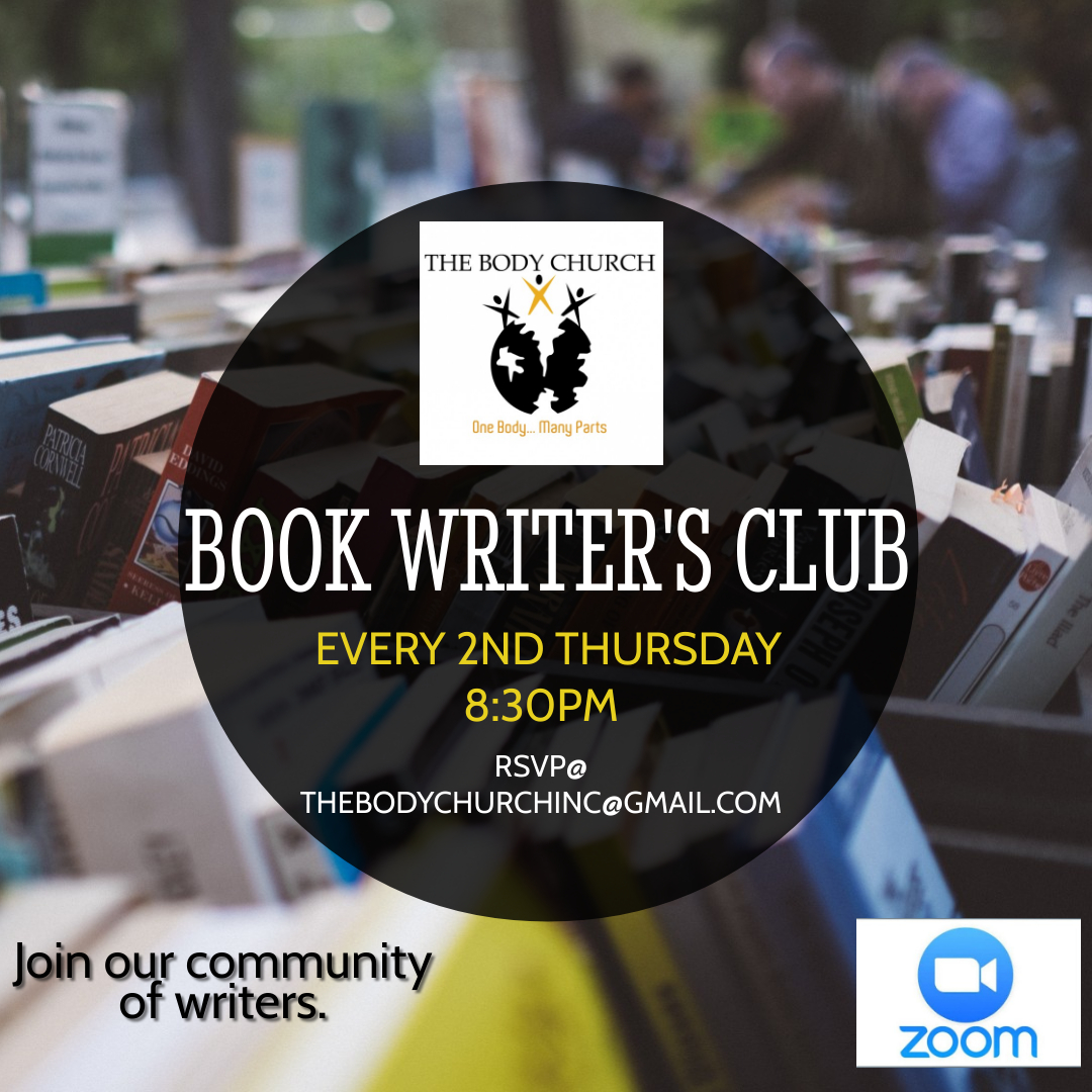 Book Writers Club 2.0