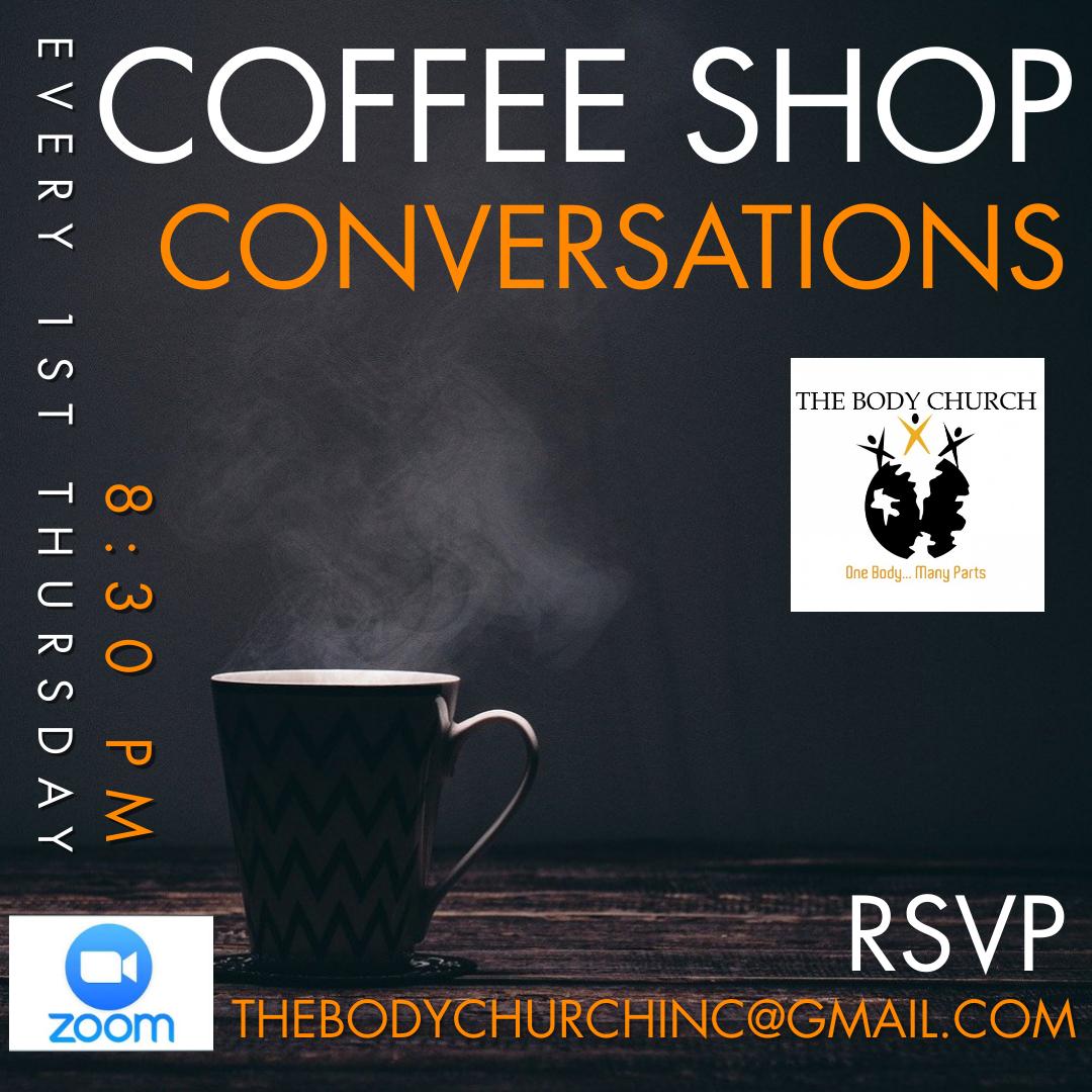 Coffee Shop Conversations 2.0