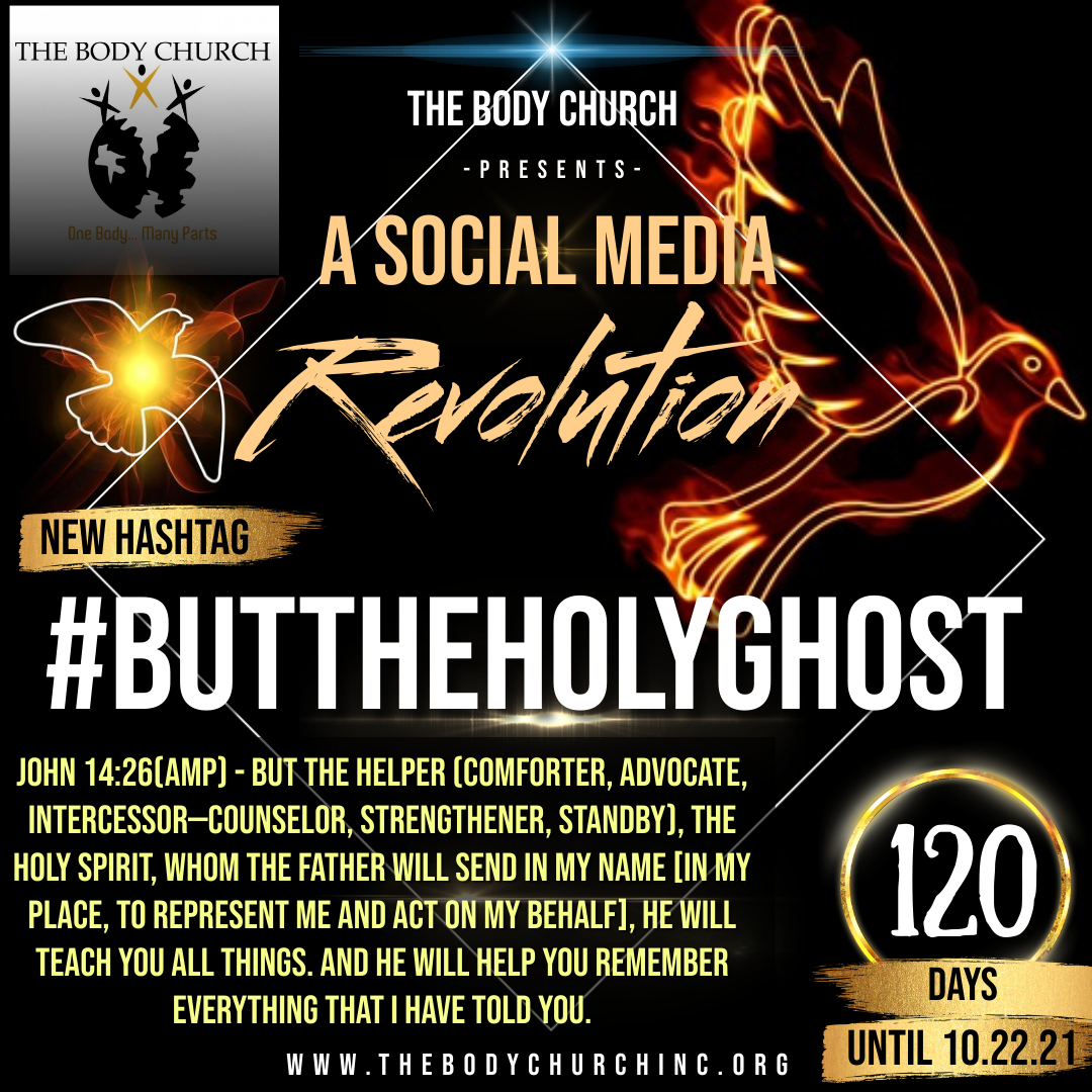 But The Holy Ghost
